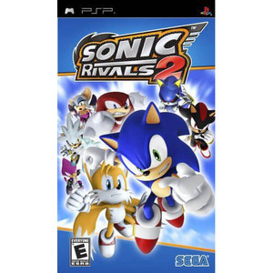 Sonic Rivals 2 - PSP Game