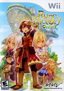 Rune Factory Frontier - Wii Game