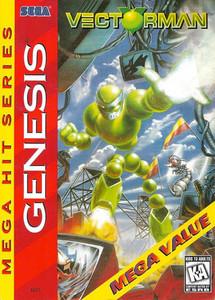 Vectorman Mega Hit Series - Genesis Game