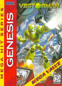 Vectorman Mega Hit Series - Genesis Game