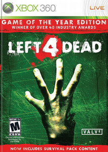 Left 4 Dead Game of the Year Edition - Xbox 360 Game