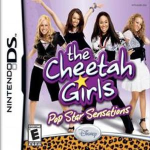 The Cheetah Girls Pop Star Sensations - DS Game