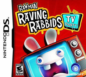 Rayman Raving Rabbids TV Party - DS Game