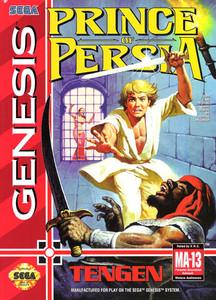 Prince of Persia - Genesis Game