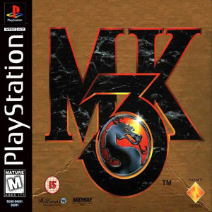 Mortal Kombat 3 - PS1 Game
