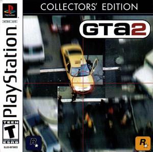 Grand Theft Auto 2 (GTA 2) Collectors' Edition - PS1 Game