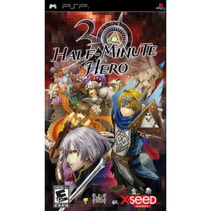 Half-Minute Hero - PSP Game