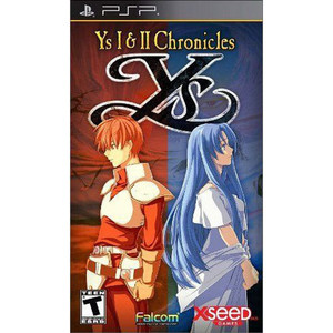 Ys I & II Chronicles - PSP Game