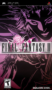 Final Fantasy II - PSP Game