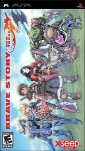 Brave Story New Traveler - PSP Game