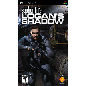 Syphon Filter Logan's Shadow - PSP Game