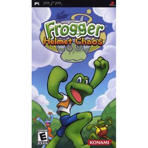 Frogger Helmet Chaos - PSP Game