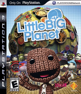 Little Big Planet - PS3 Game