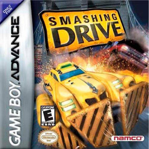 Smashing Drive - Game Boy Advance Game