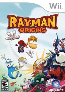 Rayman Origins - Wii Game