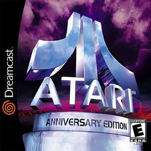 Atari Anniversary Edition - Dreamcast Game