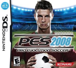 Pro Evolution Soccer 2008 - DS Game