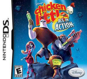 Disney's Chicken Little Ace in Action - DS Game