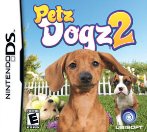 Petz Dogz 2 - DS Game