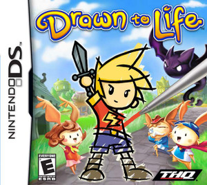 Drawn To Life - DS Game