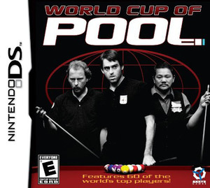 World Cup of Pool - DS Game