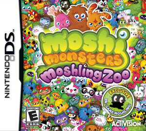 Moshi Monsters Moshling Zoo - DS Game
