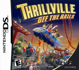 Thrillville Off The Rails - DS Game