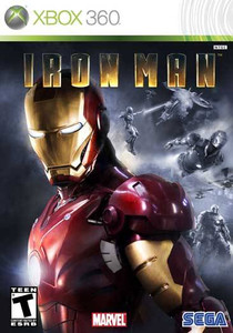 Ironman - Xbox 360 Game