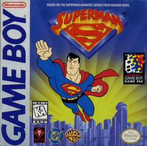 Superman - Game Boy Game