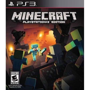 Minecraft PlayStation 3 Edition - PS3 Game