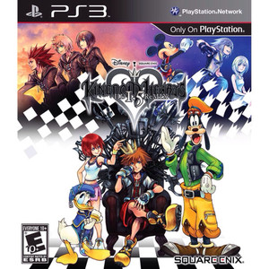 Kingdom Hearts HD 1.5 Remix - PS3 Game