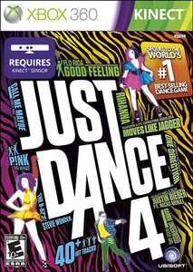 Just Dance 4 - Xbox 360 Game