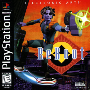 ReBoot - PS1 Game
