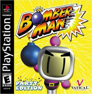 Complete Bomberman Party Edition - PS1 Game
