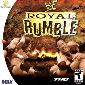 Complete WWF Royal Rumble - Dreamcast Game