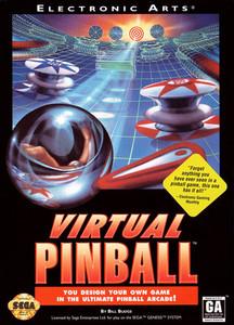 Virtual Pinball - Genesis Game
