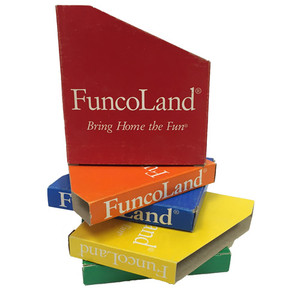 FuncoLand Sleeve Dust Cover