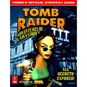 Tomb Raider III Strategy Guide - Prima