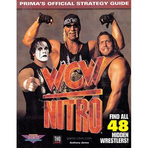 WCW Nitro Strategy Guide - Prima