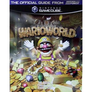 Wario World GameCube Strategy Guide - Nintendo Power