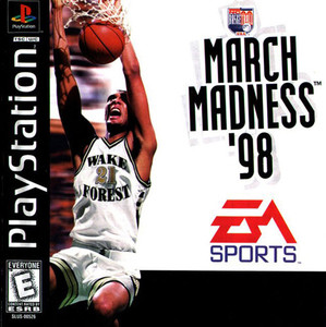 March Madness 98 - PS1 Game