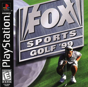 Fox Sports Golf 99 - PS1 Game