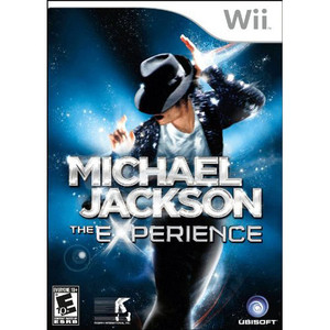 Michael Jackson the Experience - Wii Game