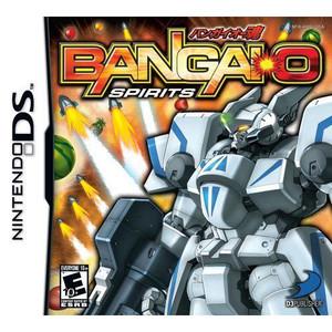Bangai O Spirits - DS Game