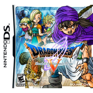 Dragon Quest V - DS Game
