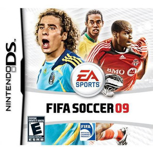 Fifa Soccer 09 - DS Game