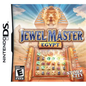 Jewel Master Egypt - DS Game