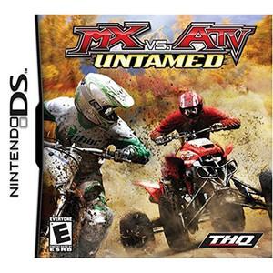MX vs ATV Untamed - DS Game
