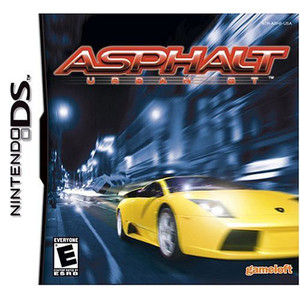 Asphalt Urban GT - DS Game