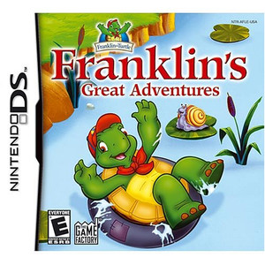 Franklin's Great Adventure - DS Game